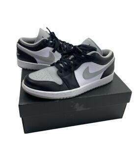 Air Jordan Low 1 Shadow Shoes   UK8
