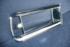 1979 Pontiac Bonneville right headlight bezel with lens PON77