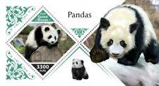 Guinea-Bissau - 2018 Pandas Souvenir Sheet - GB18708b