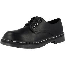 Dockers Par Gerli Femmes 45TS207 Chaussure à Lacets/Chaussure Basse Noir