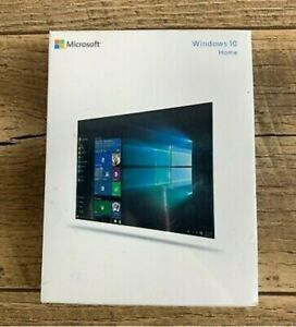 Microsoft Windows 10 64-Bit Home Software With Activation Key Brand New