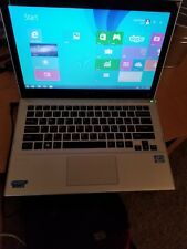 Sony VAIO Ultrabook 3 years old windows 8