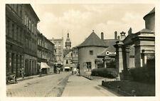 AK Jägerndorf Krnov ca. 1930 (?) Minoritenplatz / Freudenthal Bruntal