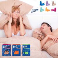 Mack's Snoring Sleeping Earplugs MACKS Soft Foam Silicone Putty Travel Ear plugs