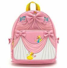 Loungefly LFWDBK1015 Cinderella 70th Anniversary Dress Mini Backpack - Pink
