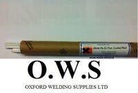 55% Flux Coated Silver Solder Rods 1.5mm