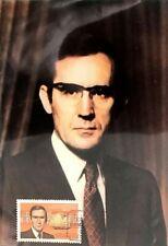 Macau 2 x FDC - 1st.day cover - Visit of President Ramalho Eanes to Macau - 1985