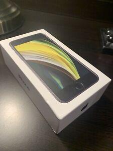 iphone SE 64GB 2020 Black, Unlocked, AU Stock, Unwanted Gift