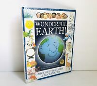 Wonderful Earth Pop Up Book Nick Butterworth Sealed New