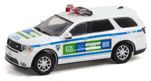 Greenlight 1/64 NYPD New York City Police 175th Anniversary Dodge Durango 51375