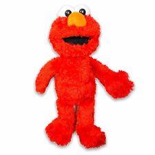 "Hasbro 2016 Tickle Me Elmo Sesame Street Red Plush Toy Laughs Shakes Talks 14"""