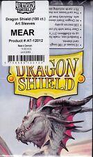 1000 Dragon Shield Art Deck Protector Sleeves 10 x 100 ct.  Qoll Mear Carnax