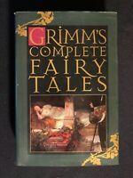 Grimm's Complete Fairy Tales 1993 HC/DJ Guild America Books Doubleday Direct