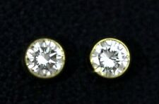 VINTAGE GENUINE Chopard Diamonds 18K Gold 2.4mm 1.5mm e481293317