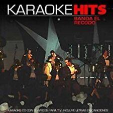 Karaoke Hits: Banda El Recodo (CD, 2008)