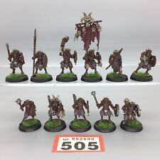 WARHAMMER AGE OF SIGMAR CHAOS BEASTMEN BRAYHERDS UNGORS WARBAND FROSTGRAVE