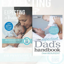 Expecting a Baby 2 Books Collection Set The Expectant Dad's Handbook, New