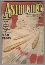 Astounding Stories July 1936 VG-