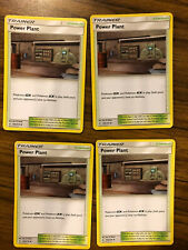 Conjunto de Juego De 4 Cartas-Pokemon S&M Unbroken TRAINER Bonds Plant 183/214 Power