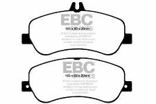 DPX2011 EBC Ultimax Front Brake Pads for MERCEDES GLK-Class (X204)