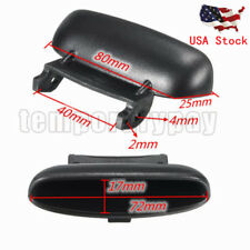 OEM New Armrest Cover Lid Lock Center Console Latch For Honda Civic 2006-11 USA