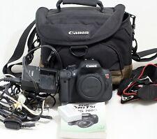 Canon EOS Rebel T5i 18.0MP Digital SLR Camera Black Body ONLY 3K SHUTTER COUNT