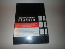 The High Performance Planner 60 Days Undated Brand New Sealed Black