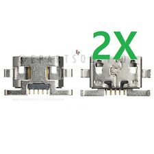 2X Motorola Moto G XT1063 XT1068 XT1069 USB Charger Charging Port Dock Connector