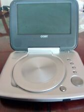Coby TF-DVD7005 Portable DVD Player - no adapter