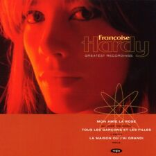 Françoise Hardy - Greatest Recordings
