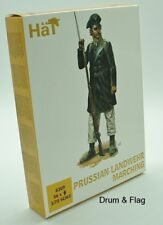 HaT 8309 Prussian Landwehr Marching 1/72 scale. Napoleonic Prussians