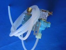 New Water valve genuine Oem Whirlpool # 2315508 120V + tubing + both end connec