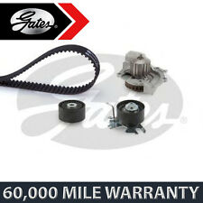FOR PEUGEOT 407 2.0 DIESEL (2009-) GATES TIMING CAM BELT WATER PUMP KIT