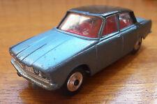 Diecast Corgi Toys 252 Rover 2000 de 1963 con Trans-o-Lites-No en Caja