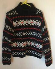 New Scotland Ladies XL Wool Sweater