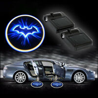 2017 Hot 1X Welcome LED Car Door Wireless Car Bat Door Light Batman LED Car