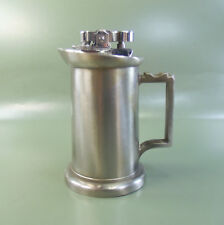 Rare Vintage KEOI UNICON Gas Jug lighter, all metal Art Deco. Made in JAPAN