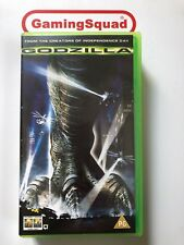 Godzilla VHS Video Retro, Supplied by Gaming Squad Ltd