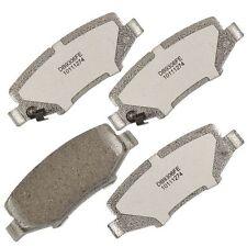 Disc Brake Pad Set Rear AUTOZONE/DURALAST GOLD-BOSCH DG1274C