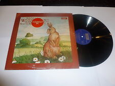 Escenas de Watership Down por Richard Adams 7 Roy Dotrice-UK 1978 Lp