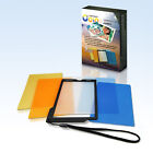 Mennon CTC-5 Color Temperature and White Balance/Grey Cards w/ Pouch,photography