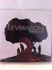 Italian Music Cd Le Vibrazioni Le Strade Del Tempo Musica Sony Italiana CD New