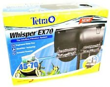 TETRA WHISPER EX70  POWER FILTER 340 GPH   45-70 GALLONS