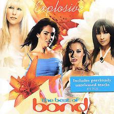 BOND (STRING QUARTET) - EXPLOSIVE: THE BEST OF BOND (NEW CD)