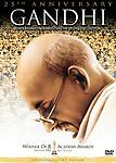 Gandhi (DVD, 2007, 2-Disc Set, 25th Anniversary Edition) Like New!