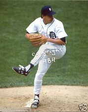JACK MORRIS Photo in action Detroit Tigers MVP WS (c)