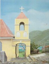 Pete Peterson EMMAUS MORARIAN CHURCH Hand Signed Limited Edition Art Listed