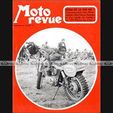 MOTO REVUE N°2056 MZ 250 DON VESCO YAMAHA TR2 REDEX HONDA CB 350 MAICO 125 1971