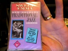 Sweet Emma- New Orleans Traditional Jazz Legends Vol. 1- new/sealed cassette