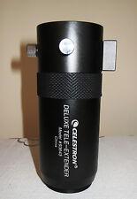 High Quality Celestron Deluxe Tele Extender for Telescope Brand New Boxed, SALE